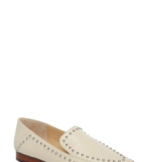 Talbia Loafer, Main, color, Cream