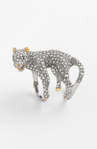 Alexis Bittar 'Elements' Panther Cocktail Ring | Nordstrom