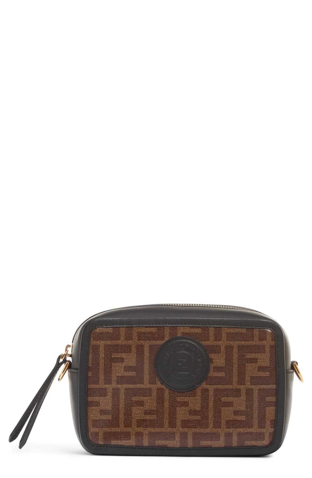 8e79b8546e85 ... Fendi Logo Canvas Camera Bag – Brown – NORDSTROM.com – $1,190.00