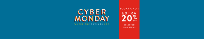 Cyber Monday at Nordstrom: take an extra 20% off selected sale items.