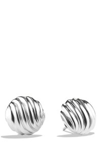 David Yurman 'Sculpted Cable' Earrings | Nordstrom