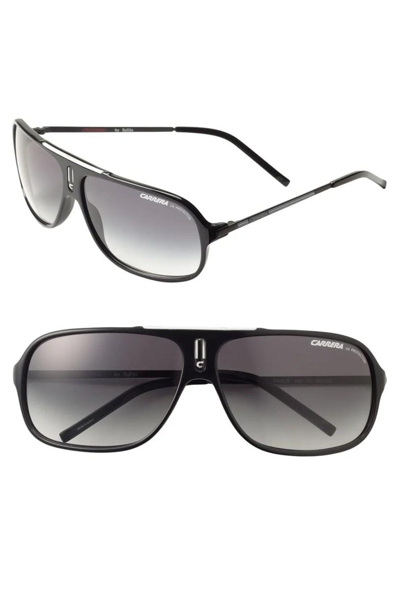 Carrera Eyewear 'Cool' 65mm Aviator Sunglasses | Nordstrom