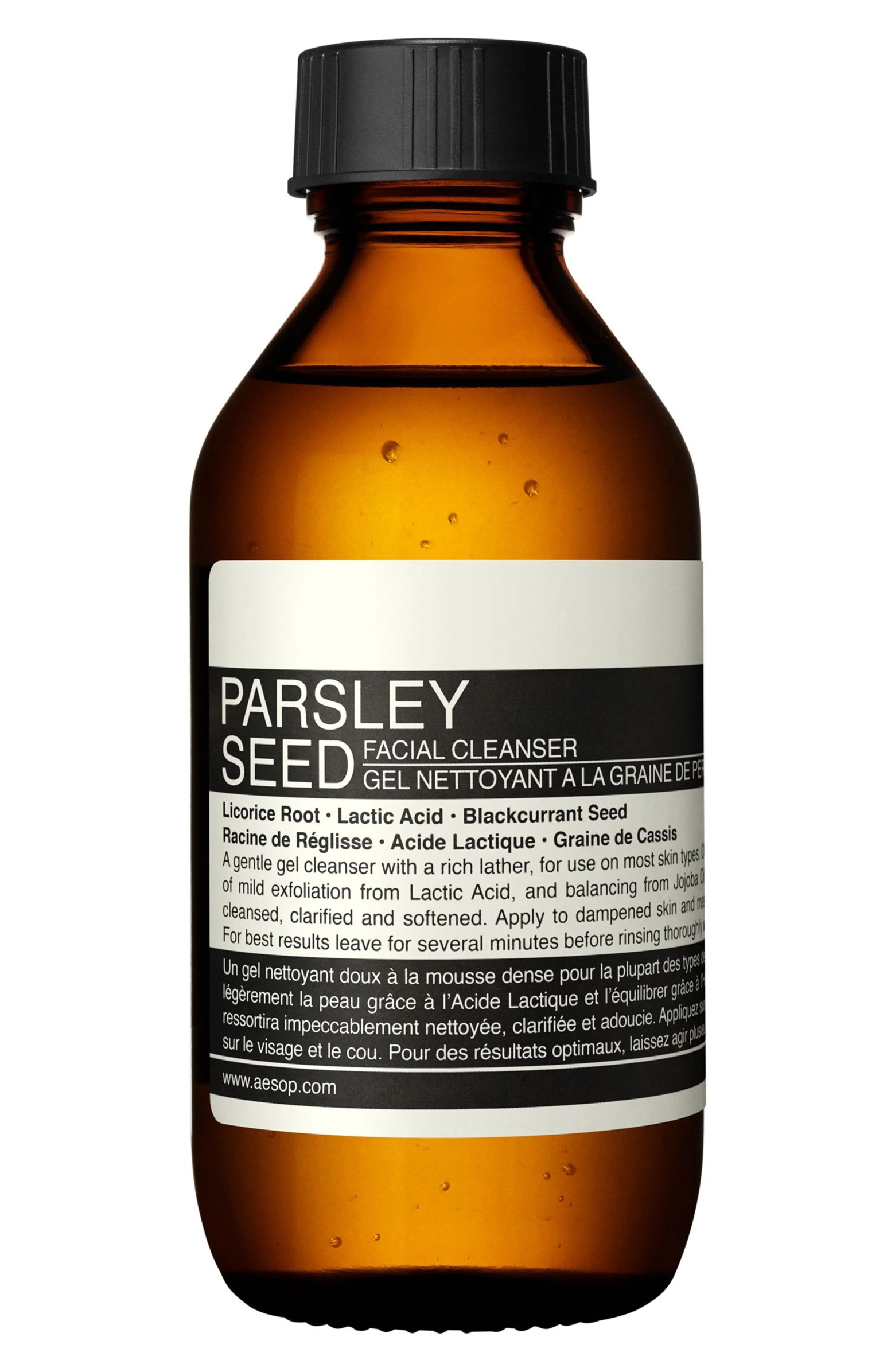 AESOP Parsley Seed Facial Cleanser, Main, color, NONE