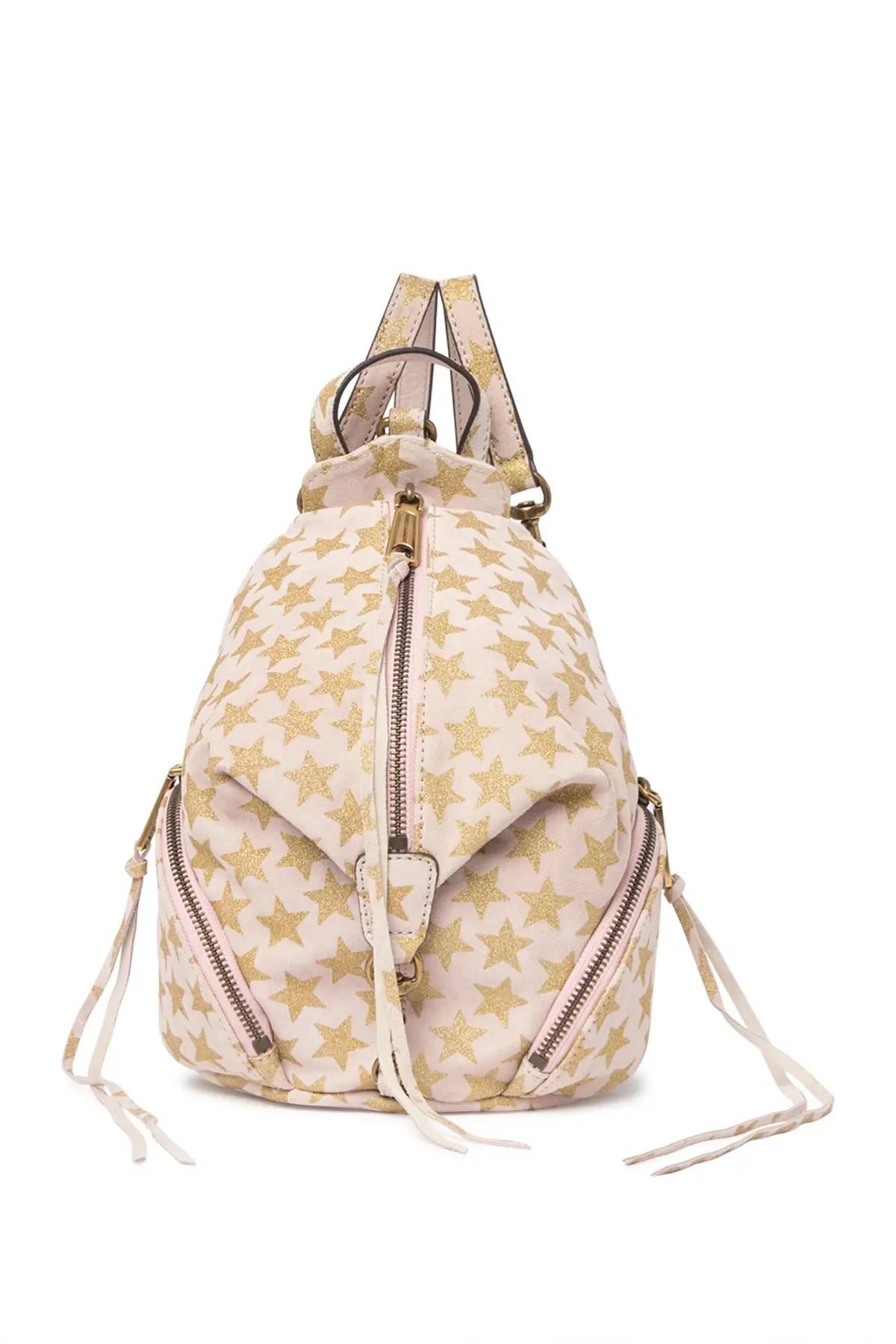 rebecca minkoff julian printed leather convertible mini backpack nordstrom rack