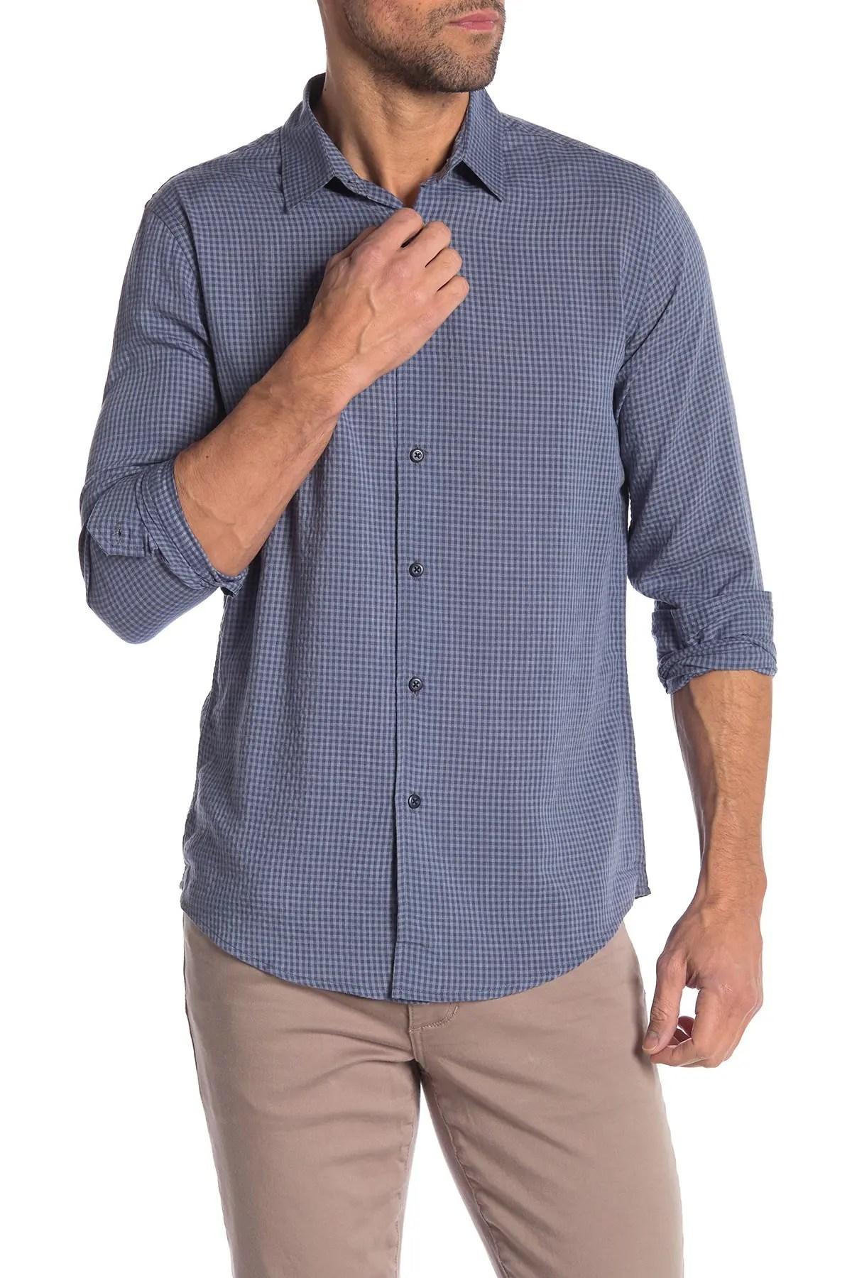 men s casual button down shirts