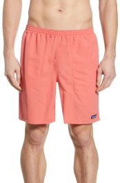 Baggies 7-Inch Swim Trunks, Main, color, SPICED CORAL