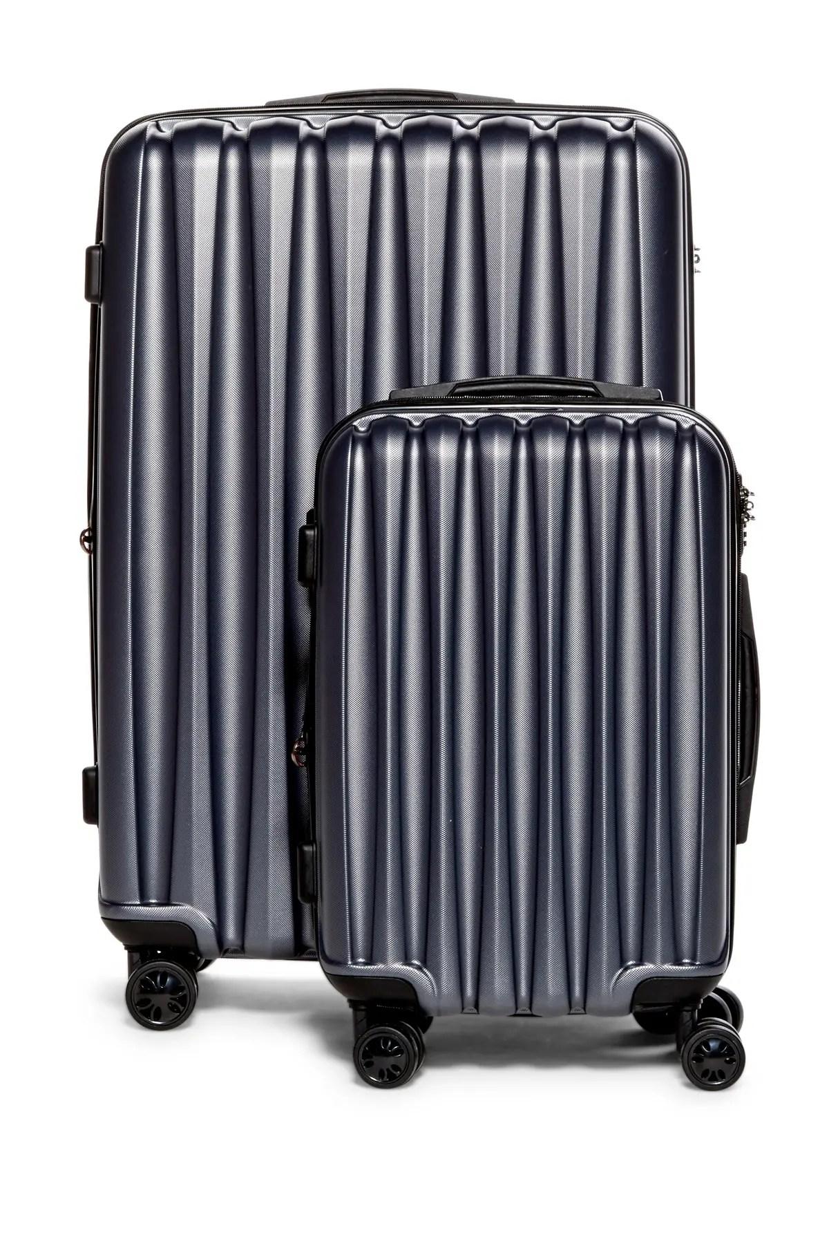calpak luggage verdugo 2 piece spinner luggage set nordstrom rack