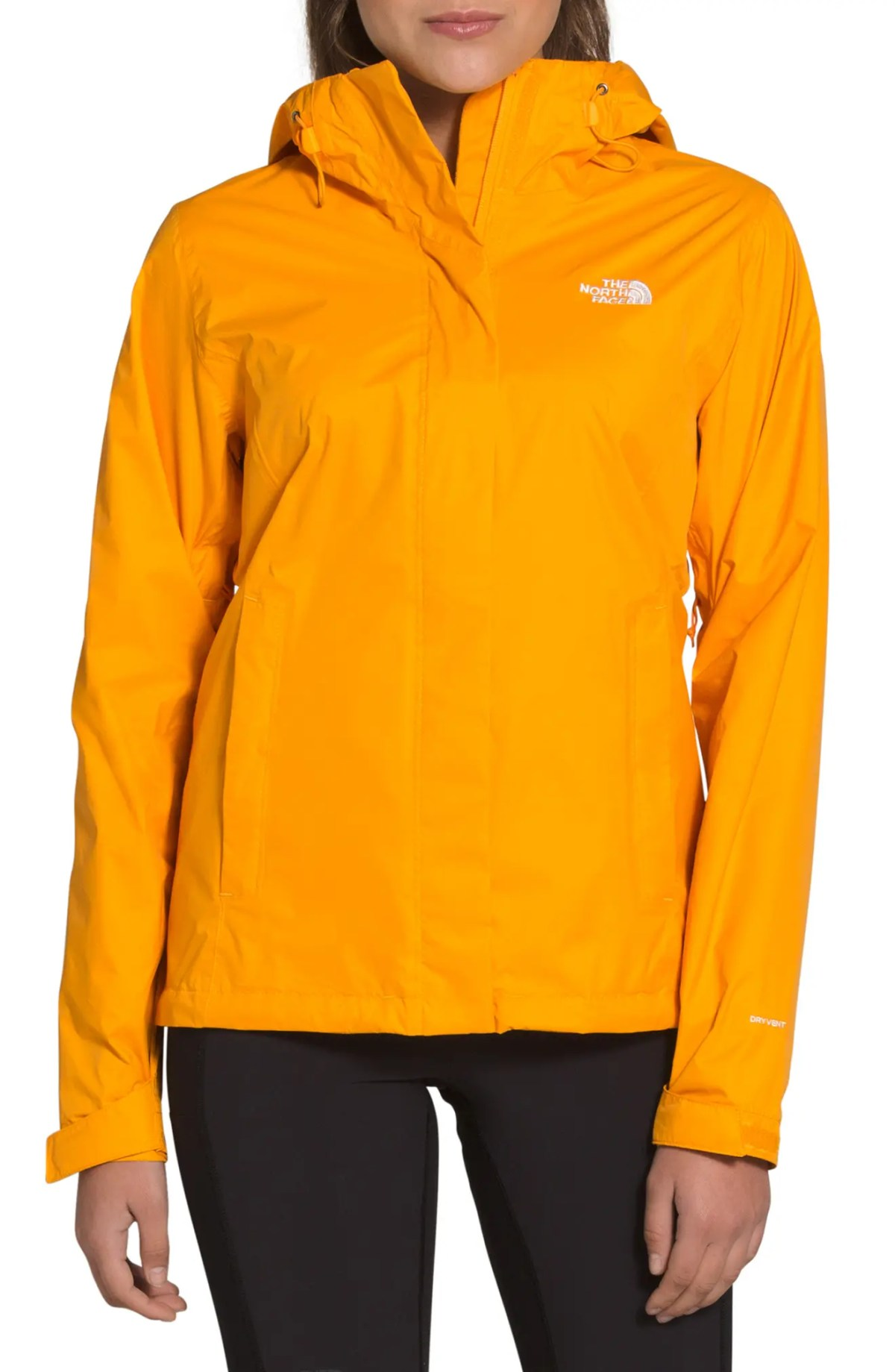 THE NORTH FACE Venture 2 Waterproof Jacket, Main, color, SUMMIT GOLD