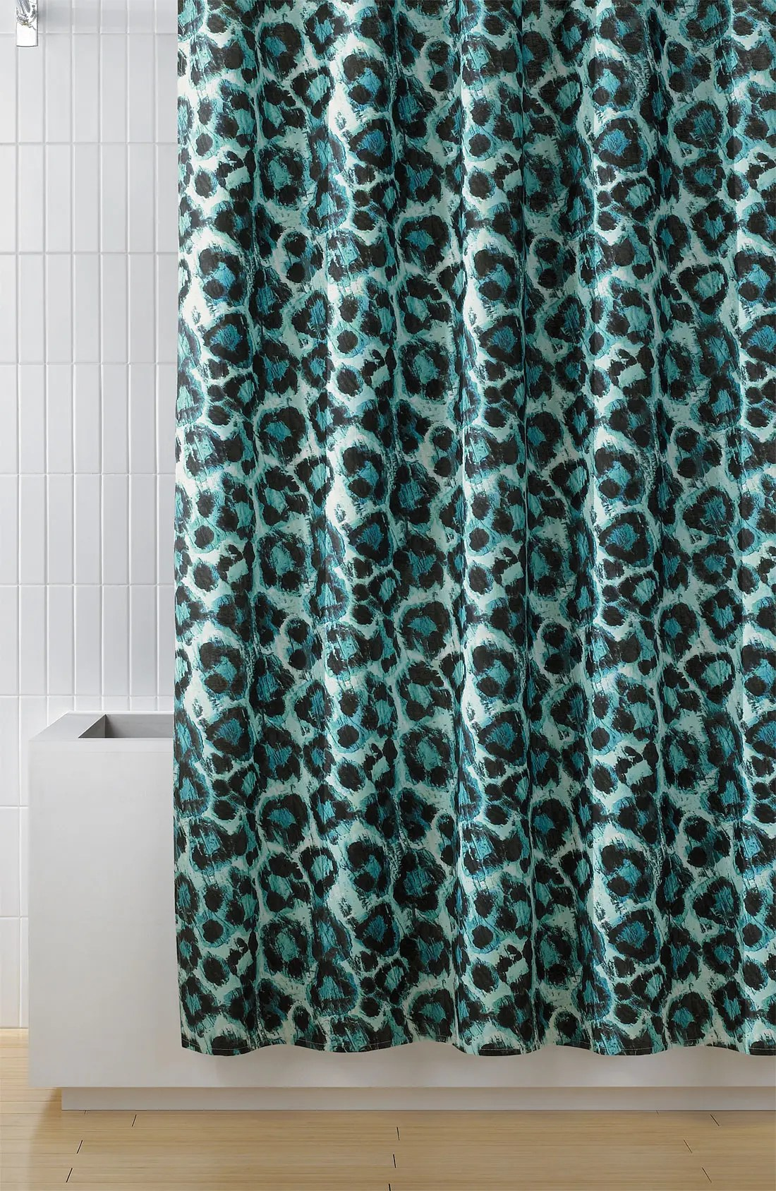 Diane Von Furstenberg Cheetah Spot Shower Curtain Nordstrom