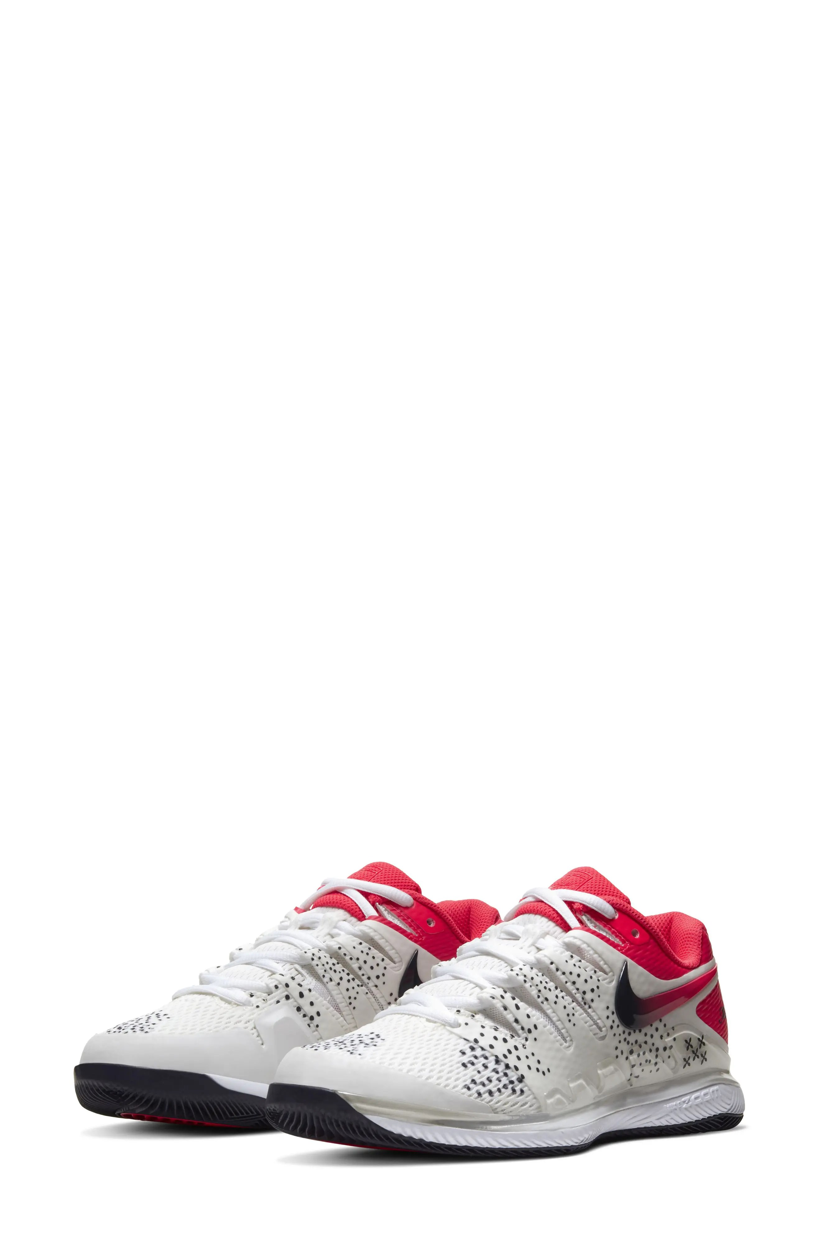 nike air zoom vapor x tennis shoe
