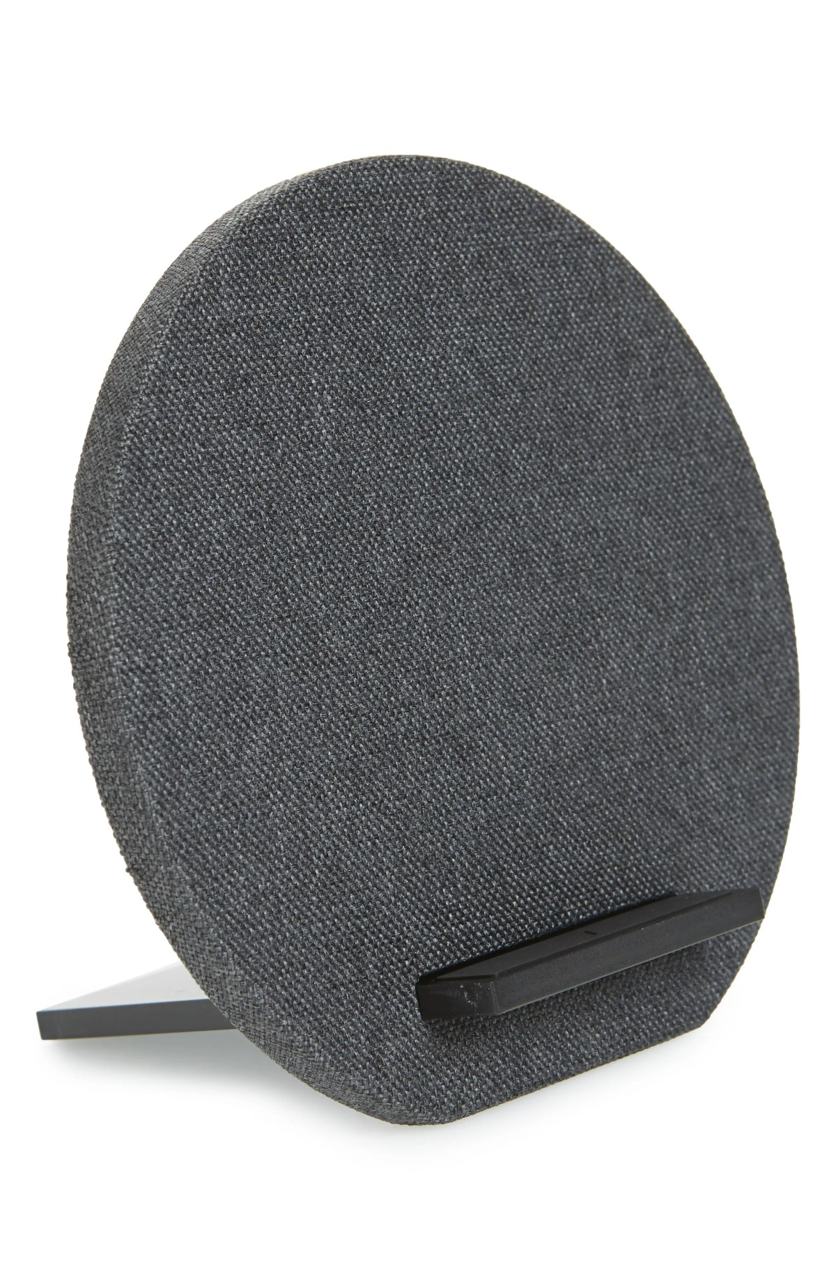 NATIVE UNION Dock Wireless Charger, Main, color, GREY