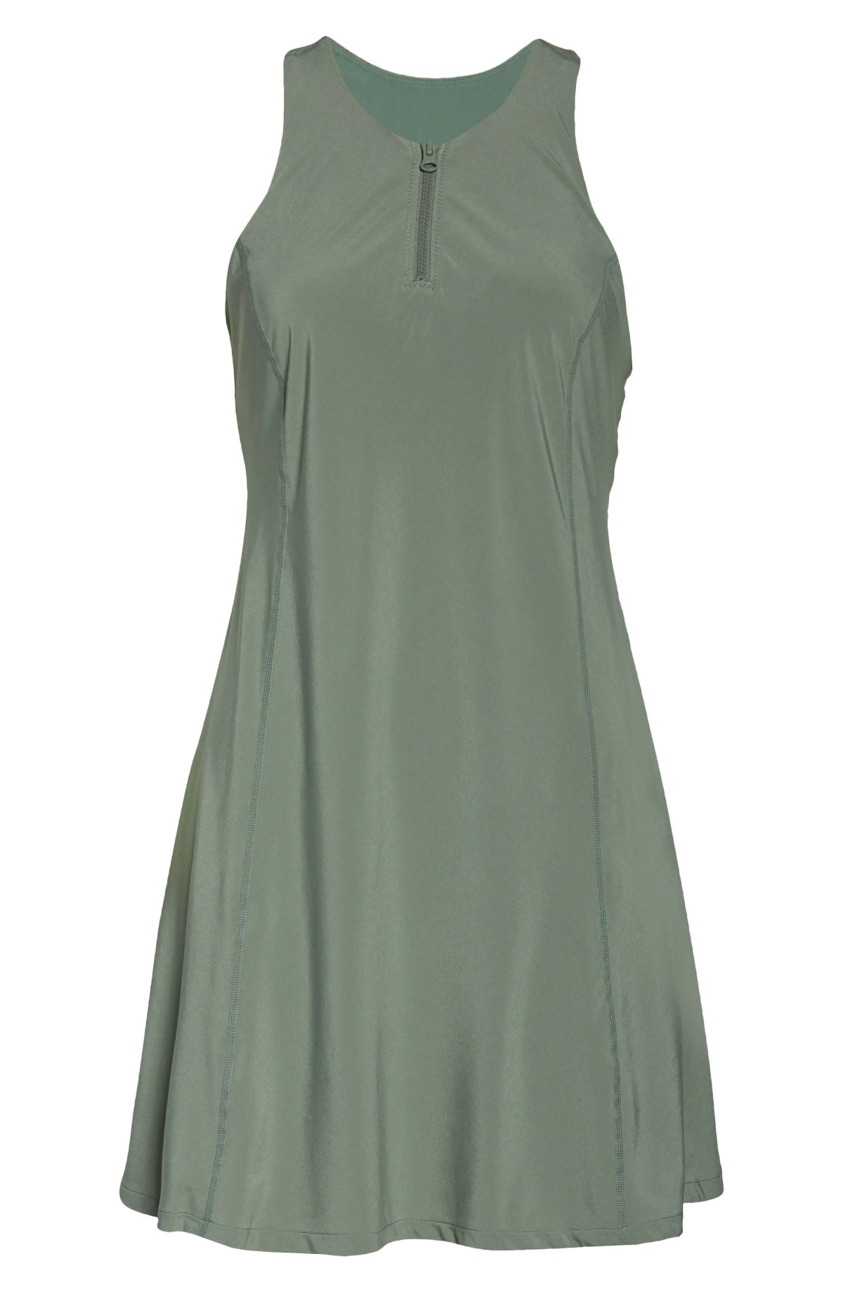 ZELLA Sun's Out Exercise Dress, Alternate, color, GREEN AGAVE