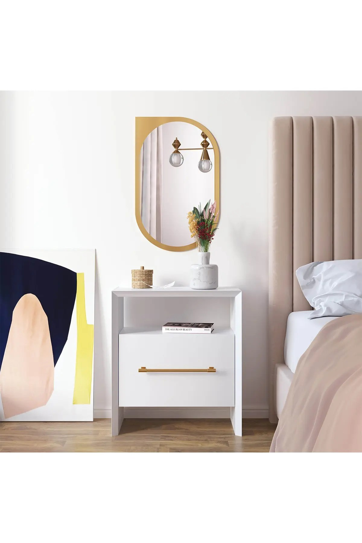 tov furniture darby oval mirror nordstrom rack