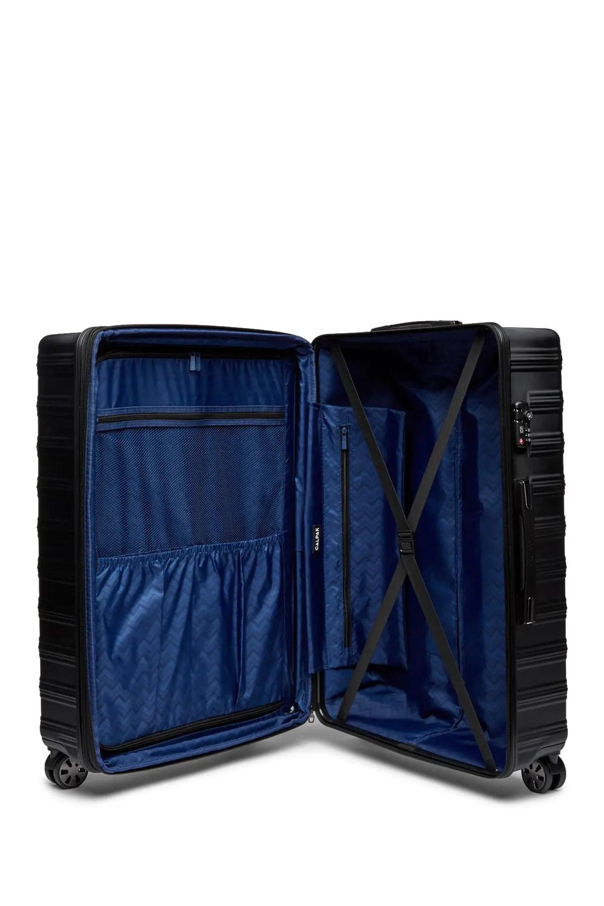 calpak luggage cyprus 2 piece spinner luggage set nordstrom rack