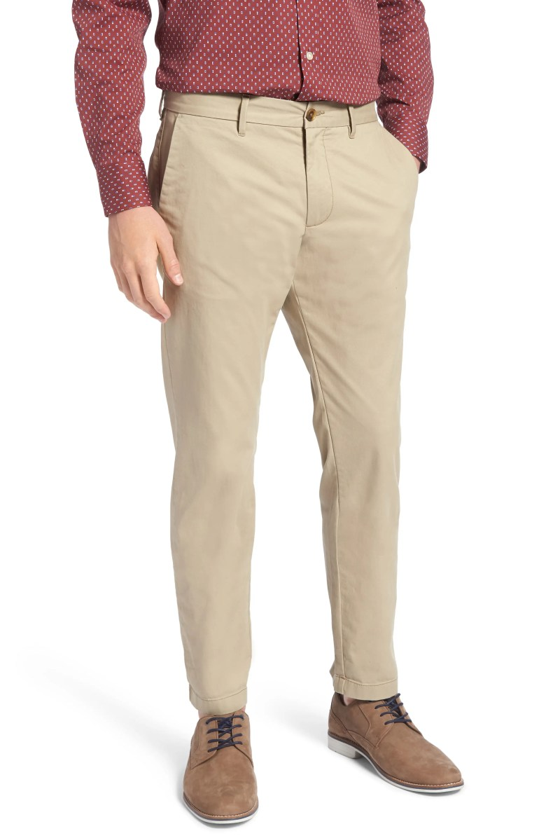 1901 Ballard Slim Fit Stretch Chino Pants  Nordstrom