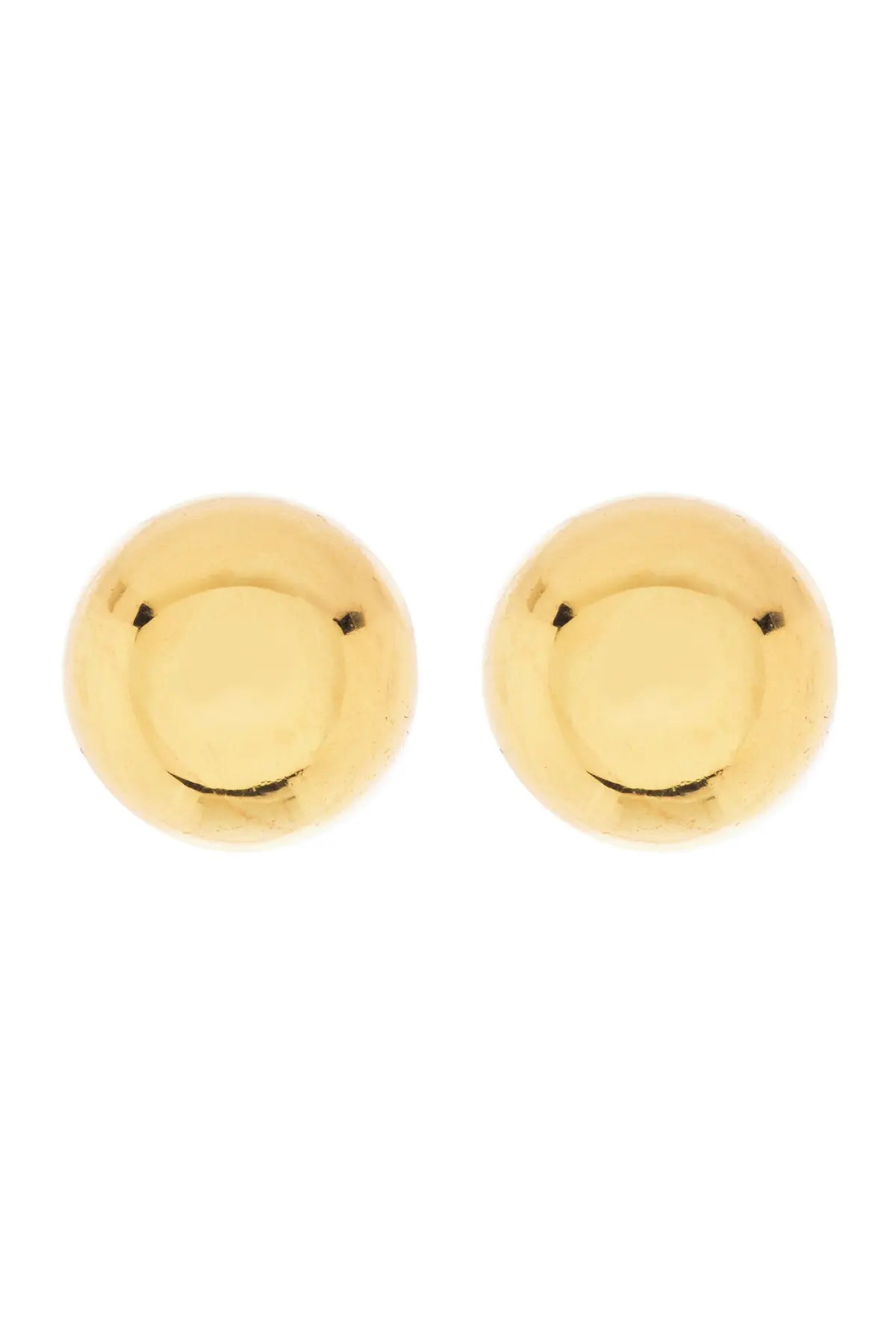 nordstrom rack 14k gold plated 5mm ball stud earrings nordstrom rack