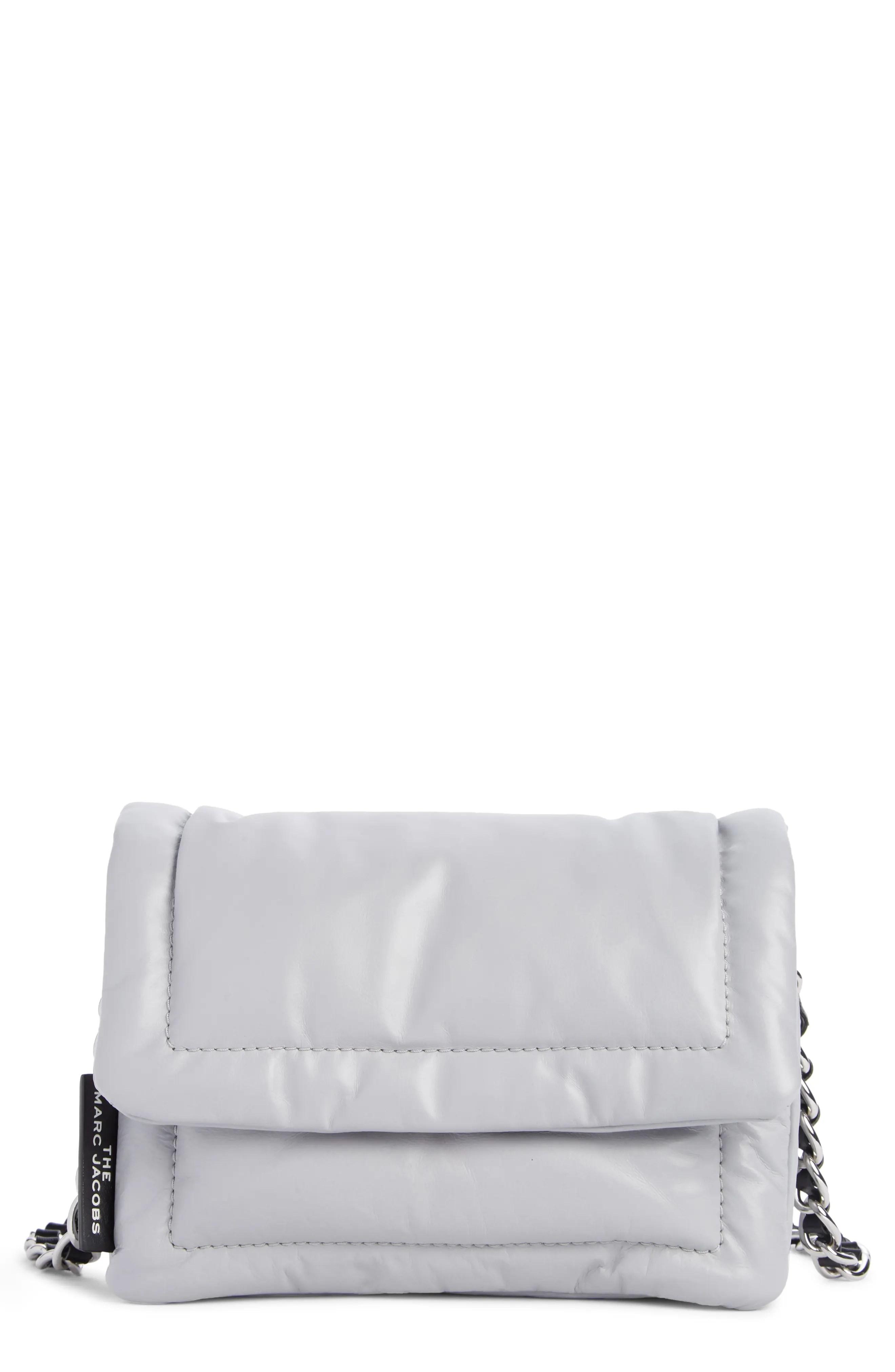 the marc jacobs mini pillow leather shoulder bag nordstrom rack