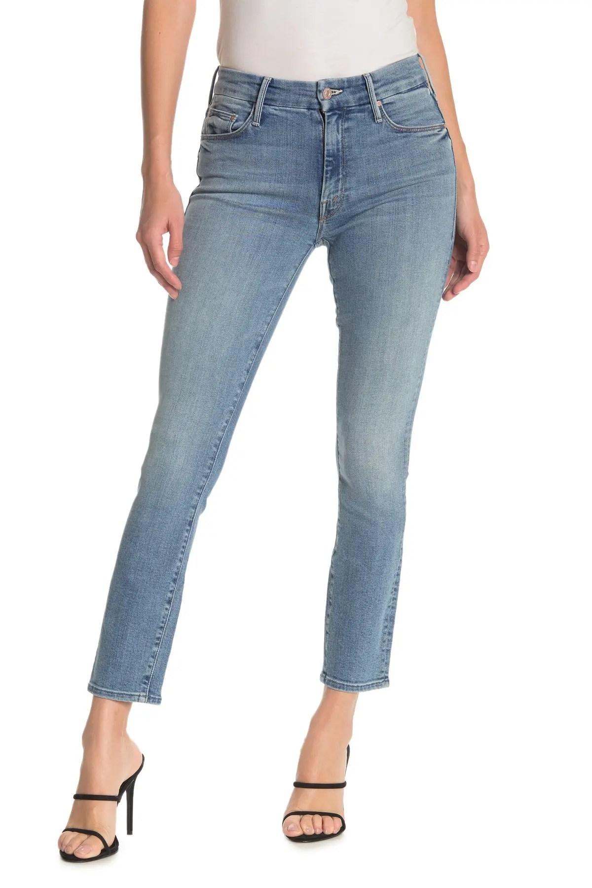 the looker crop jeans