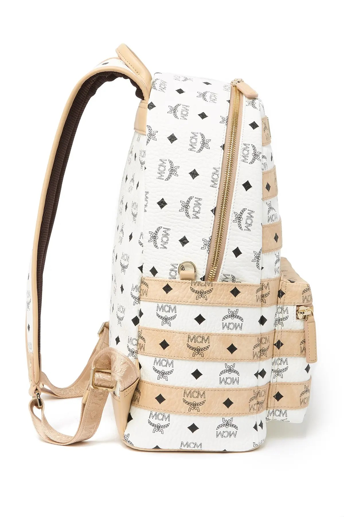 mcm spot viseto backpack nordstrom rack