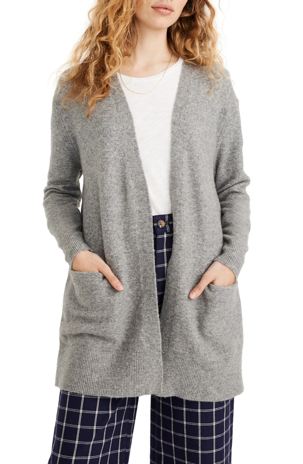 Ryder Cardigan, Main, color, HEATHER GREY
