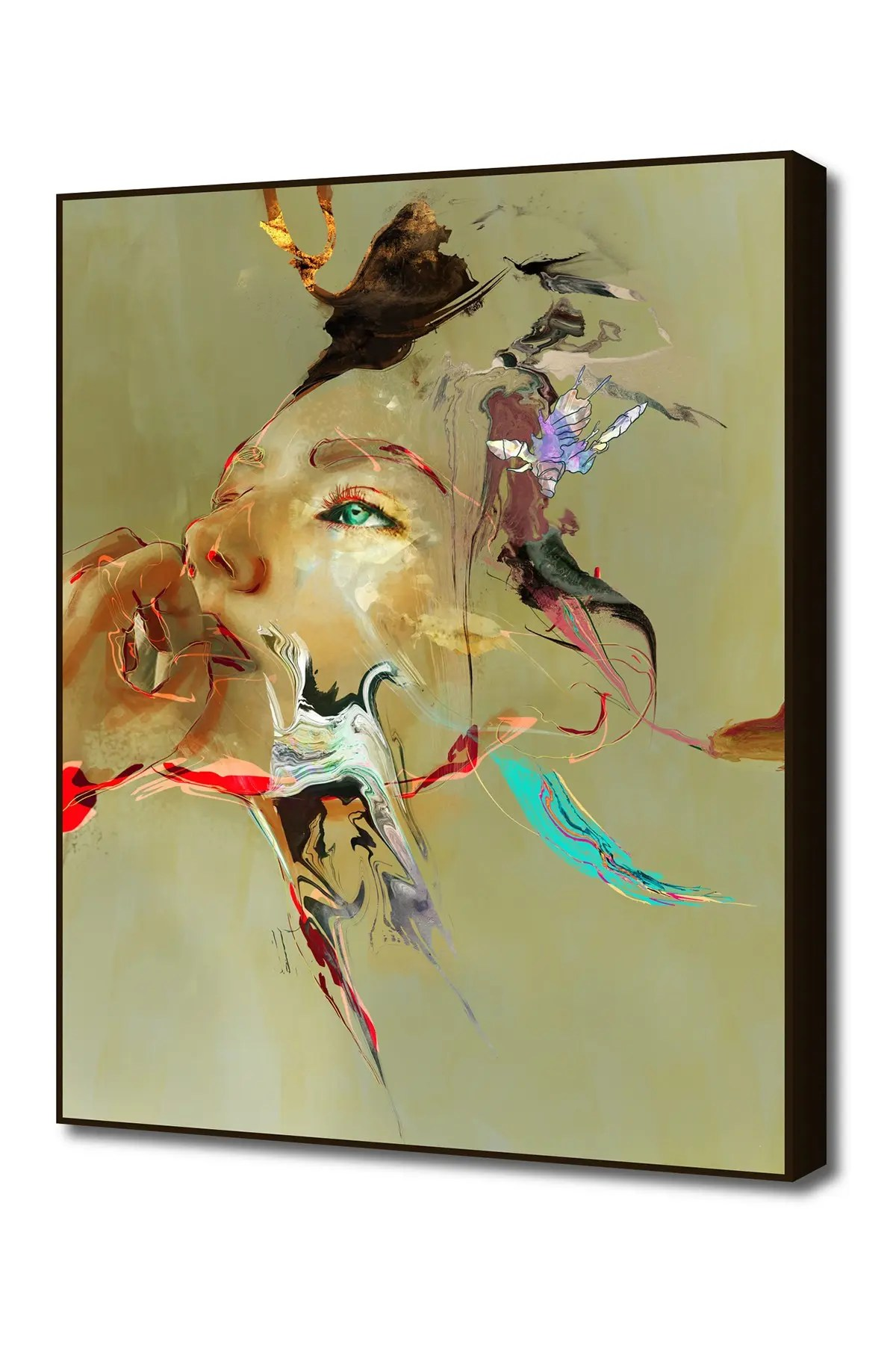 Curioos Curioos | Large Waiting By Archan Nair | Hautelook