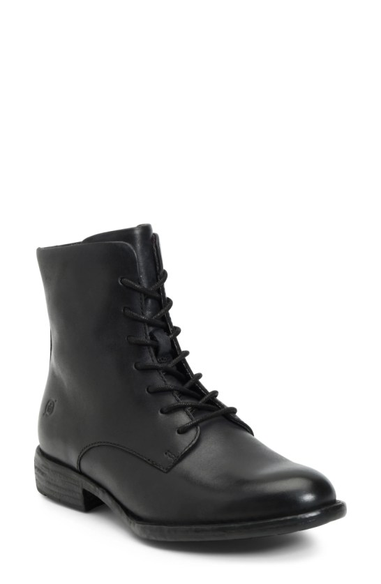 tombeau lace up boot