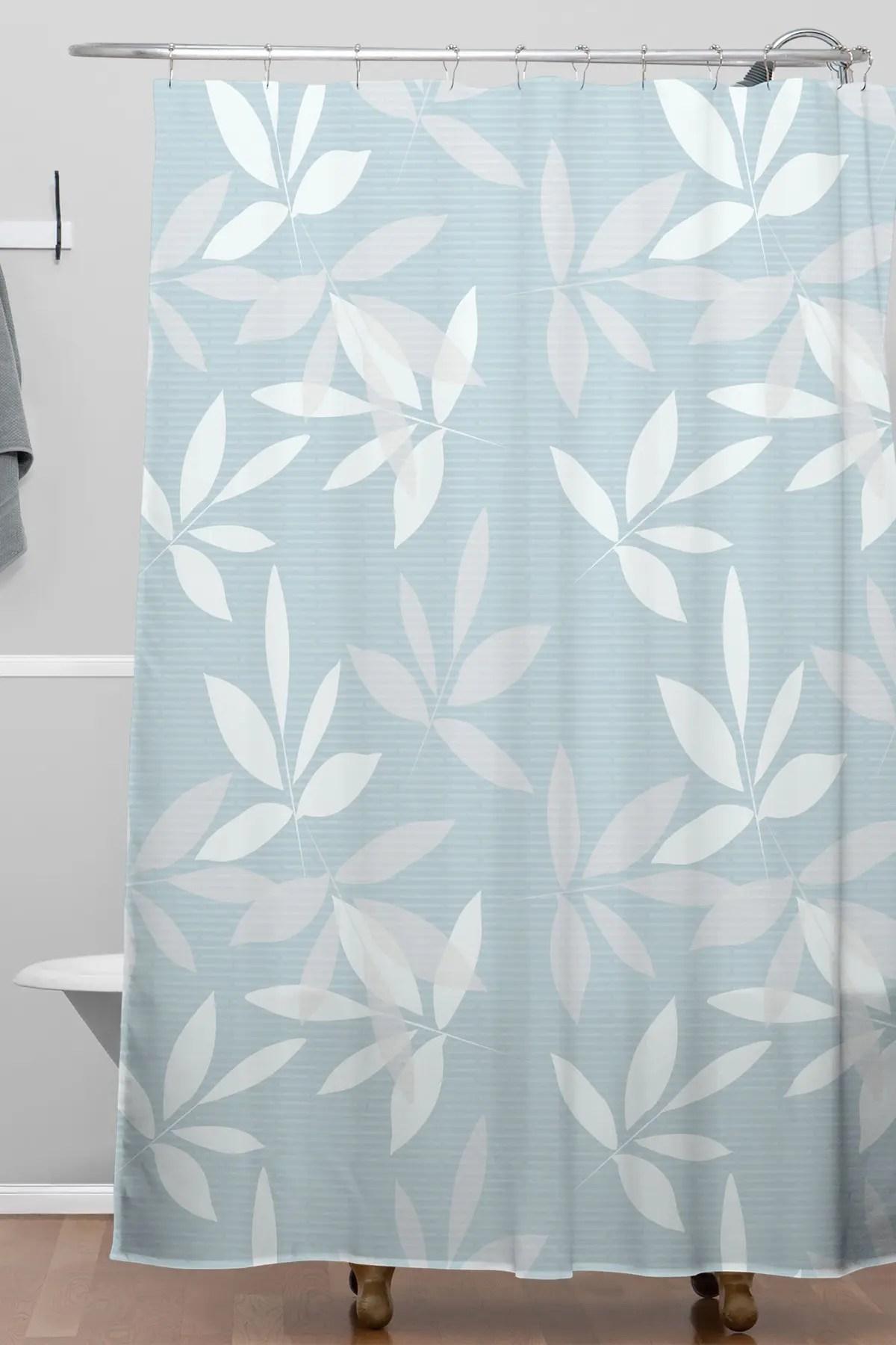deny designs mirimo alba celeste shower curtain nordstrom rack