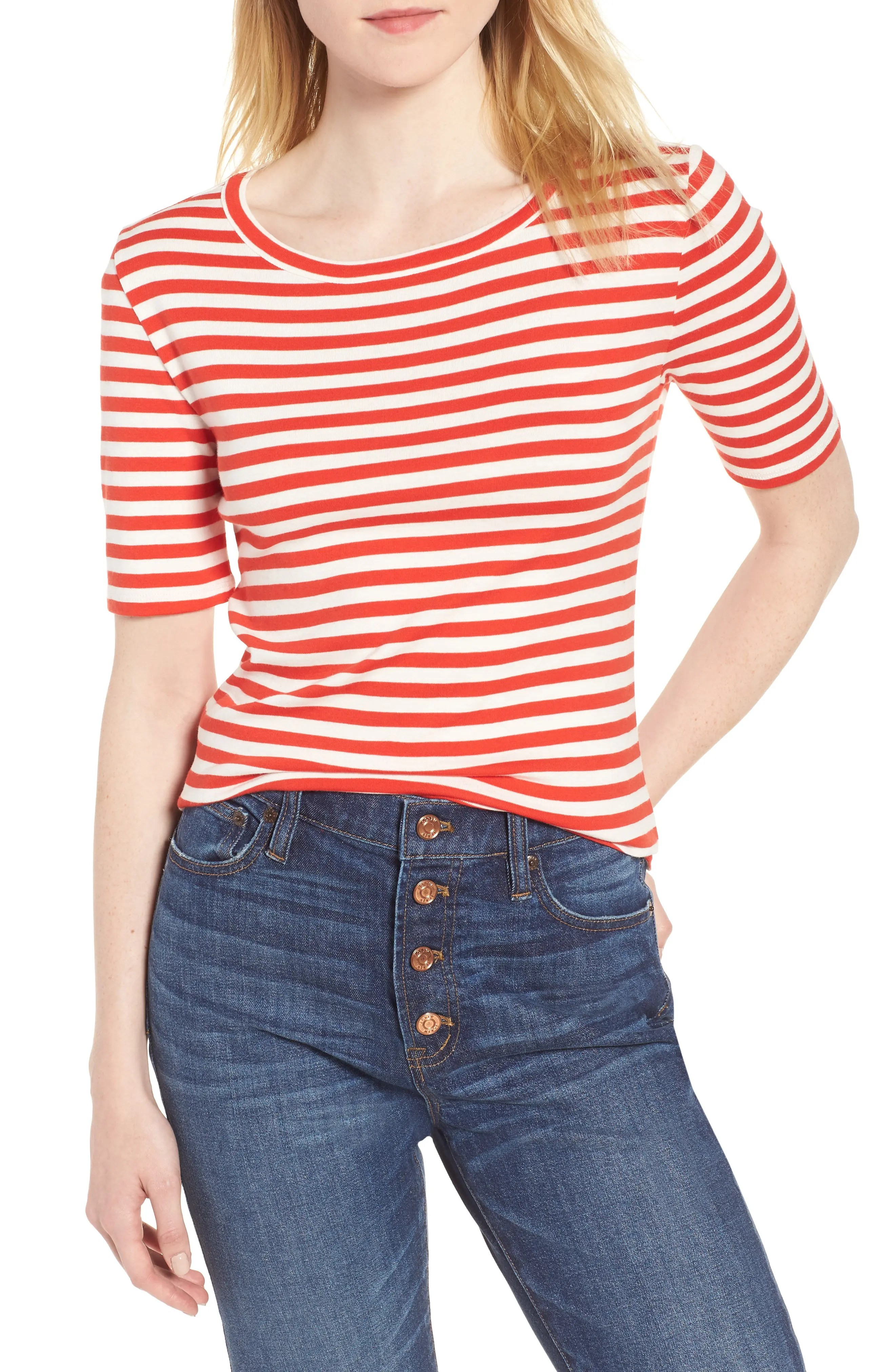 J Crew Perfect Fit Tee : perfect, Perfect, T-Shirt, Nordstrom