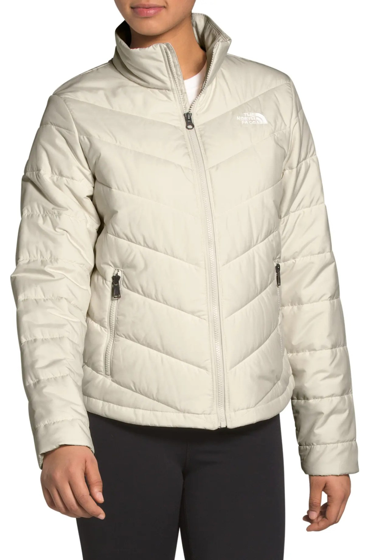 THE NORTH FACE 'Tamburello' Jacket, Main, color, VINTAGE WHITE