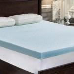 Rio Home Loftworks Jelly Cool Memory Foam Cal King Mattress Topper White Hautelook