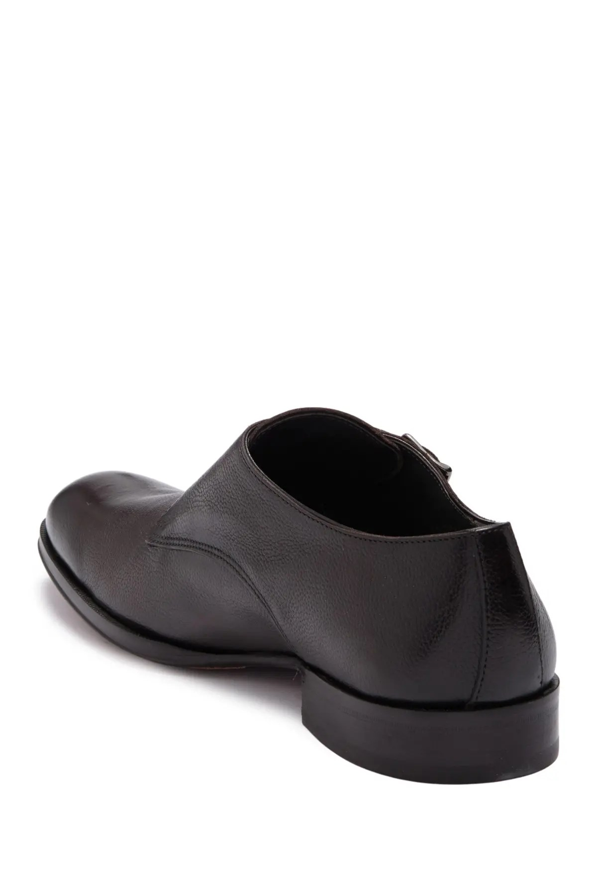 to boot new york wicker leather monk strap shoe nordstrom rack