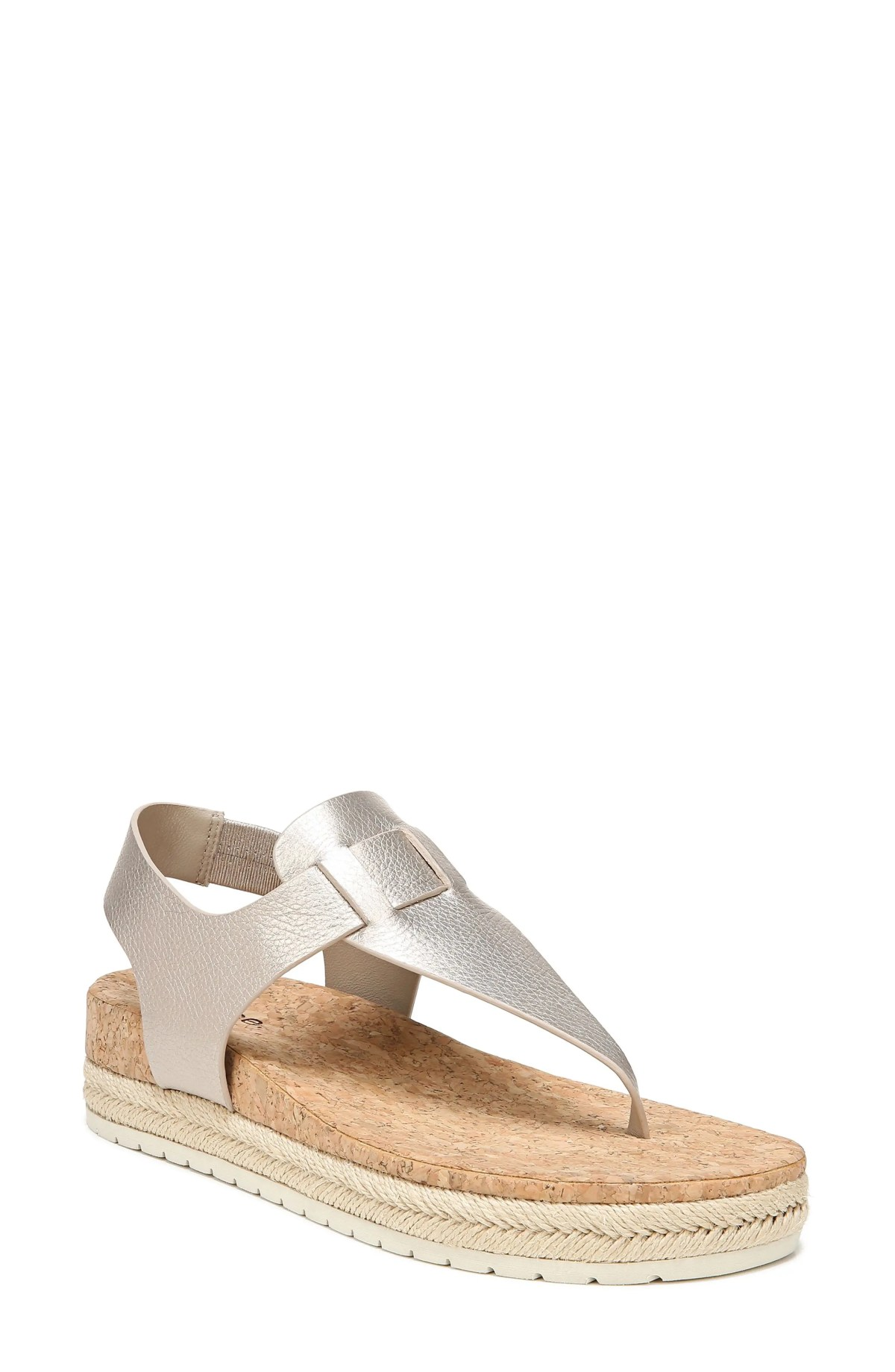 VINCE Flint Espadrille Thong Sandal, Main, color, MOONSTONE