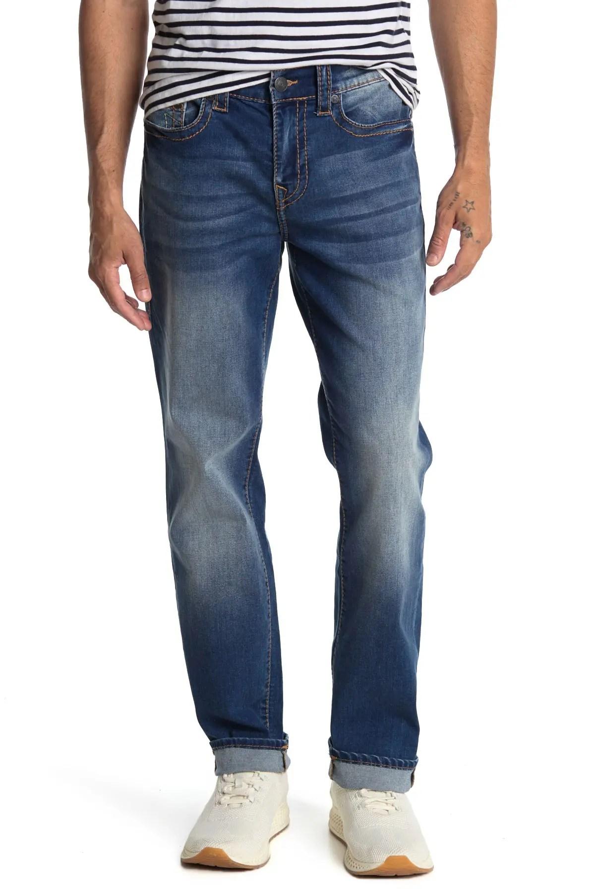 geno big t flap jeans