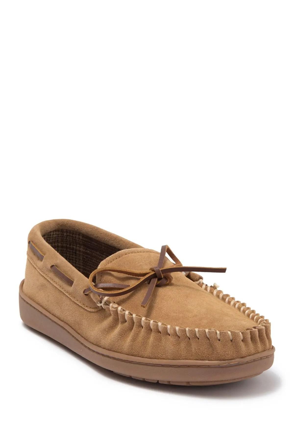 men s slippers wool shearling