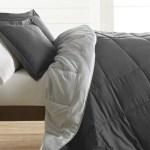 Ienjoy Home Treat Yourself To The Ultimate Down Alternative Reversible 2 Piece Comforter Set Gray Twin Hautelook