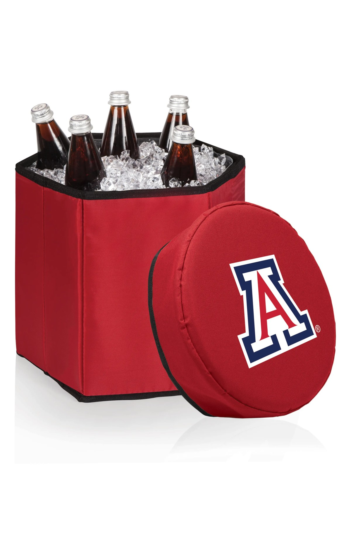 Collegiate Bongo Cooler, Main, color, ARIZONA WILDCATS
