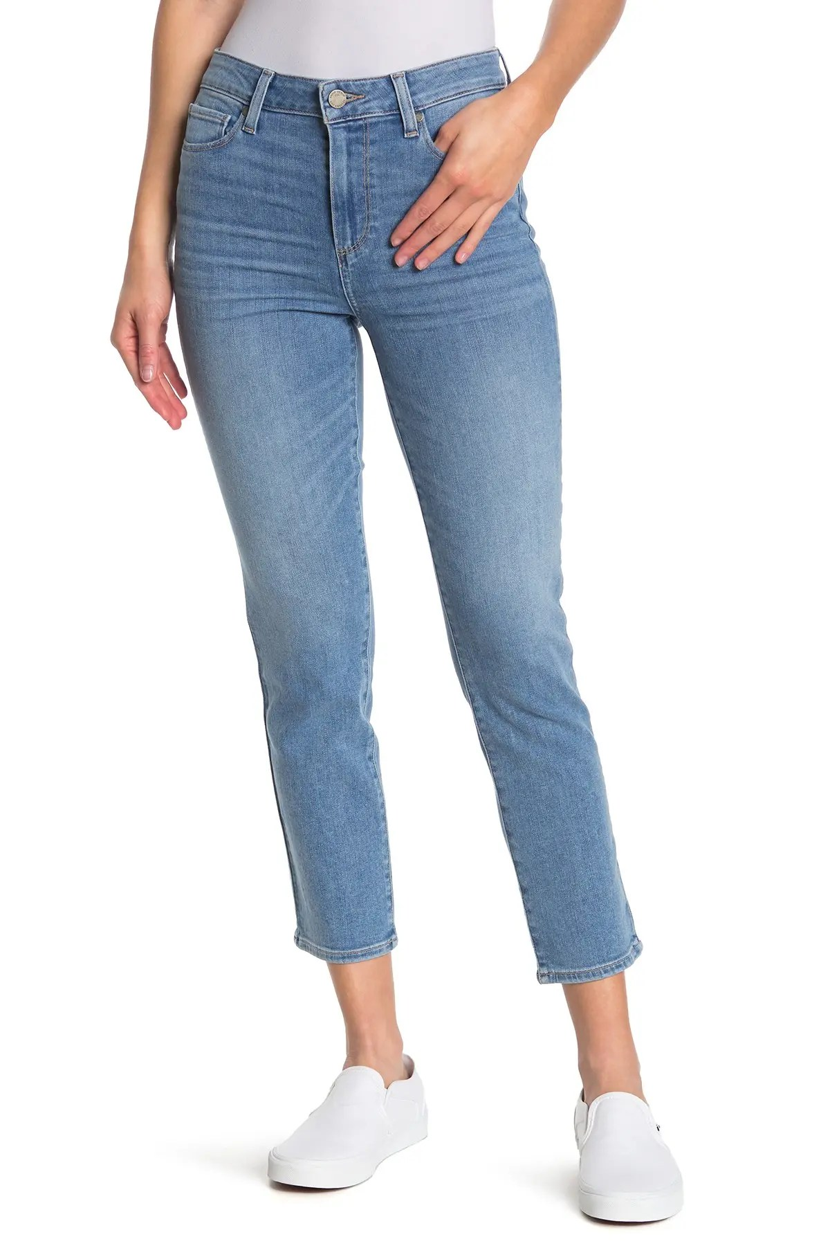 hoxton slim cropped jeans 26