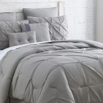 Modern Threads Hot Deal King Ella Embellished Comforter Set Grey Nordstrom Rack