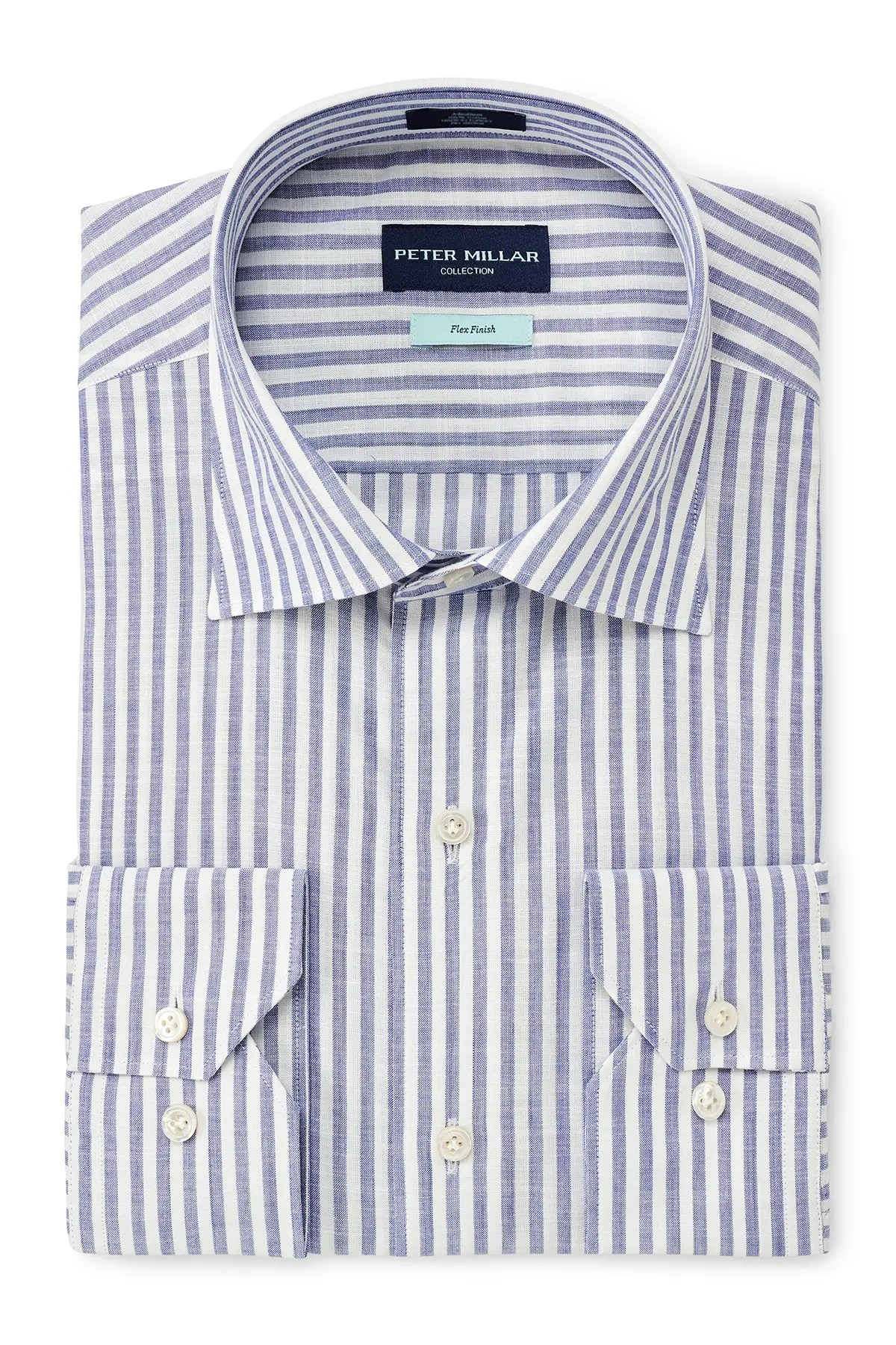 peter millar summer chambray stripe shirt nordstrom rack