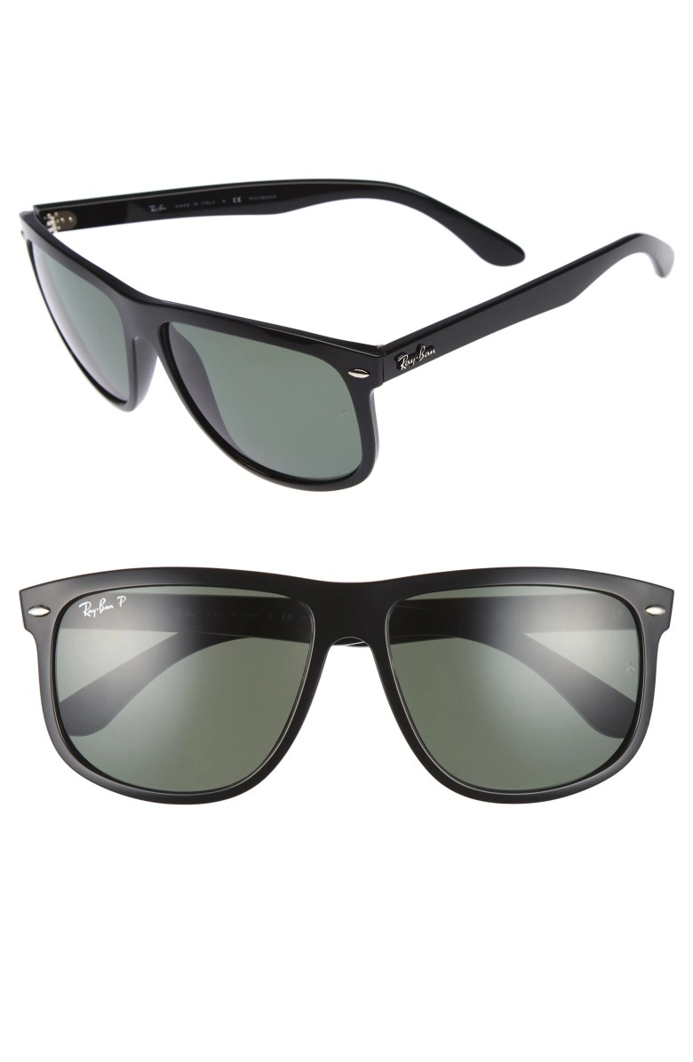 boyfriend 60mm polarized sunglasses