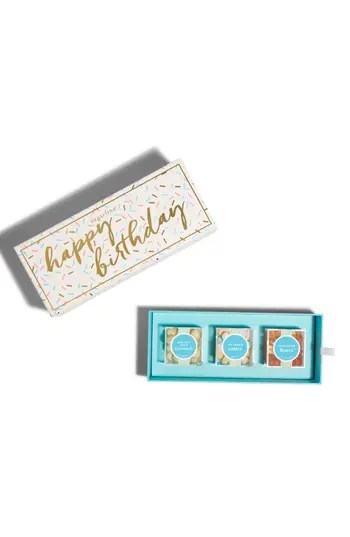 Happy Birthday 3-Piece Candy Bento Box SUGARFINA