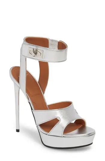 5959567b5306 Women s Givenchy Shark Tooth Platform Sandal