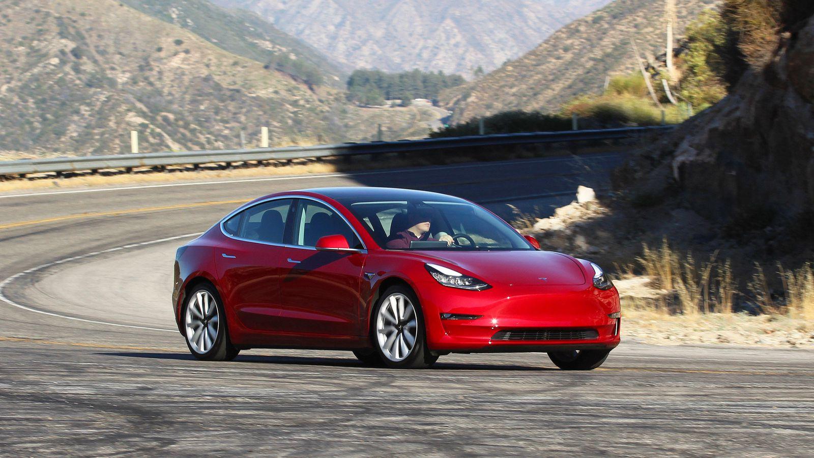 分析師:特斯拉Model 3退訂量超過了新預定量-新浪汽車
