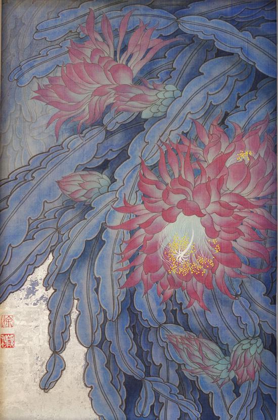 津門花鳥·藝海識真第一回展在北京開幕 中國畫 天津美術網-天津美術界門戶網站