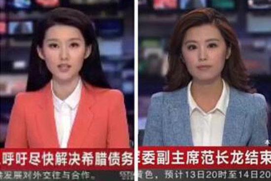 央視亮相四位新主播 李澤鵬迷人微笑似李敏鎬