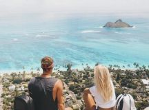 Wanderlust couple paid up to $12,000 per picture - Life & Culture News - SINA English