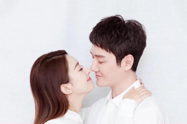 赵丽颖冯绍峰结婚