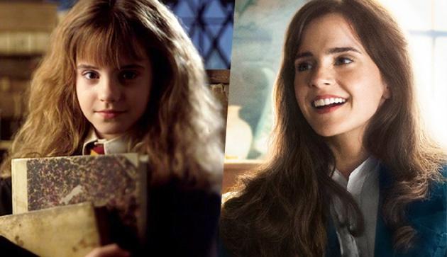《哈利波特与魔法石》海报vs《小妇人》海报
