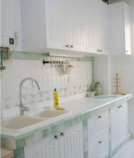 rustic kitchen sinks how to buy cabinets 厨房装修 现在都流行人造石水槽装修了 后悔我家装早了 水槽 人造石 装修 后悔我家装早