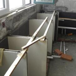 Kitchen Redo Design New Layout 橱柜万万要这样安装 若是工人少了这个步骤 赶紧让他拆了重做 橱柜 工人 赶紧让